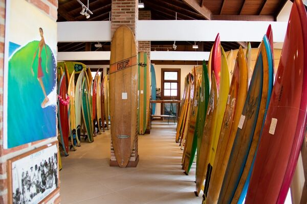 Espaço Cultural do Surfe em Cabo Frio está disponível para visitas virtuais