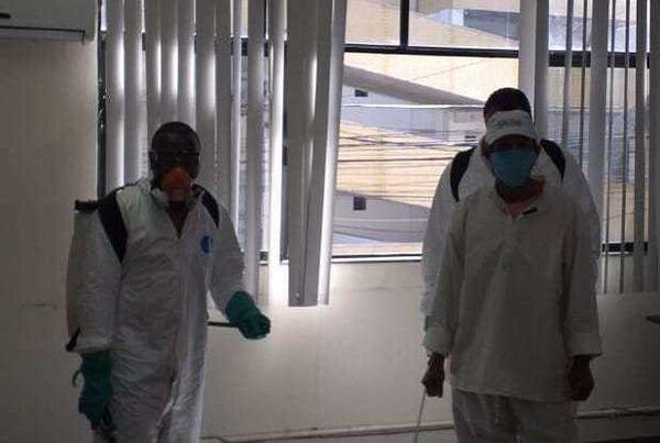 Prefeitura de Cabo Frio vai realizar desinfecção no prédio municipal