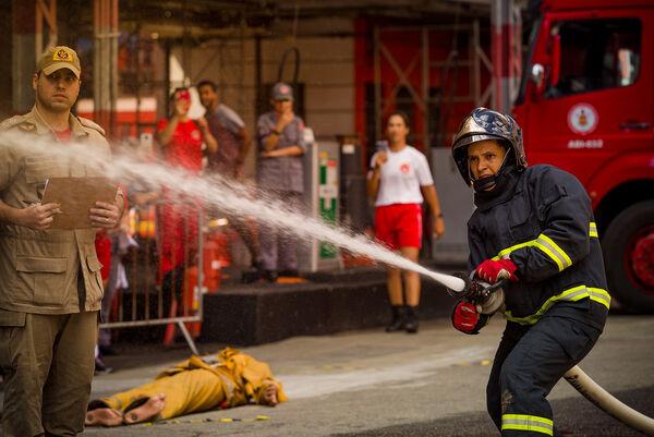 Começa o período de inscrição para a 'Semana de Prevenção' do Corpo de Bombeiros