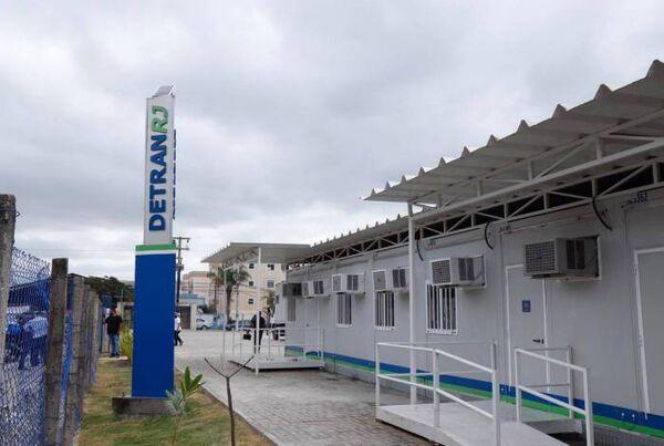 Detran inaugura novo posto em Rio das Ostras