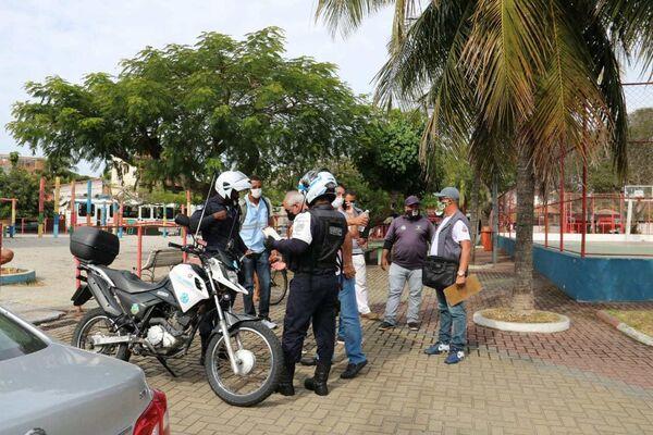 Ordem Pública de Cabo Frio aplica 23 notificações em julho após decretos de flexibilização