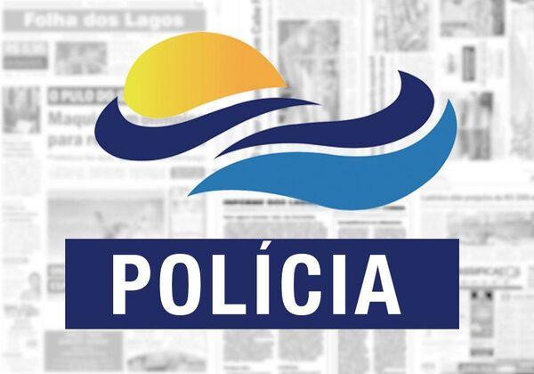 Homem descumpre ordem judicial de ficar afastado da ex companheira e é preso em Saquarema