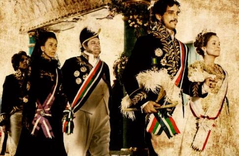Série conta a história desde a chegada da família real portuguesa ao Brasil até o retorno de D. Pedro I a Portugal